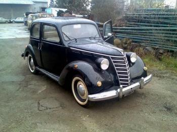 Fiat 1100 E berlina